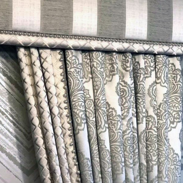 Swankies Curtain Pelmet